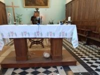 Vandals desecrate Catholic church in northern France