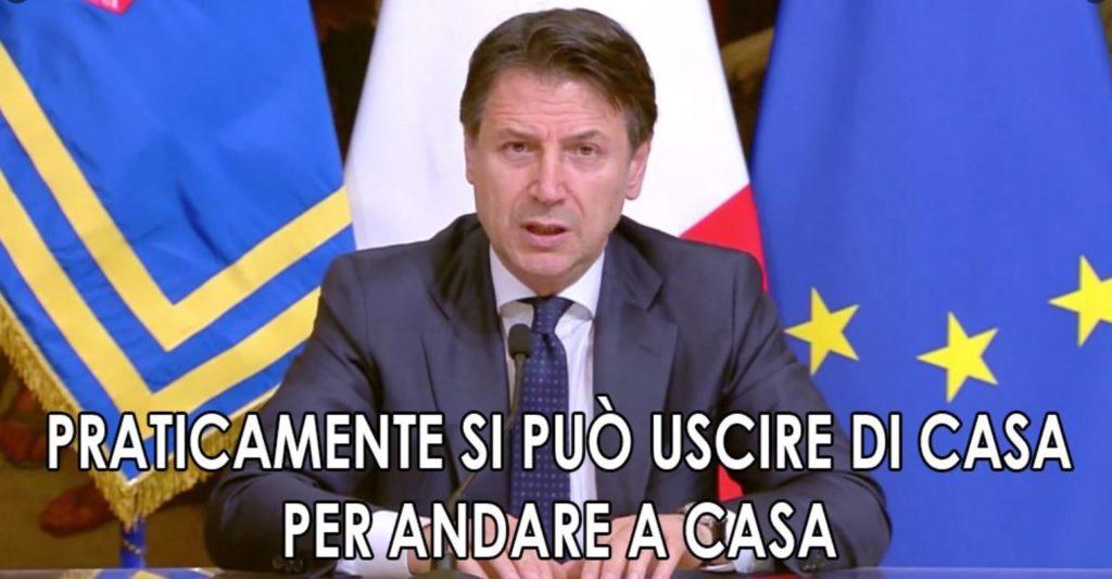 Italians call for PM Conte's resignation.