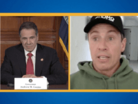 Gov. Andrew Cuomo Hosts Brother Chris Cuomo During New York Press Conference