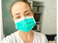Spanish Actress Gemma Marin Returns to Nursing to Treat Coronavirus Patients