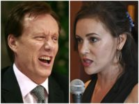 James Woods Mocks Alyssa Milano: 'Buy More Ammo'
