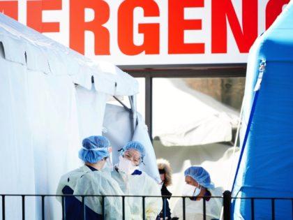 NYC Doctor: 90% of Mount Sinai Hospital's Intake Is Coronavirus Cases