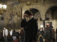 (AP) — Christians around the world celebrated Easter Sunday isolated …