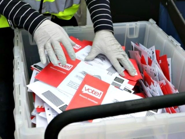 Lawsuits seek voting by mail