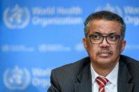 In virus-hit America, World Health Organization in firing line