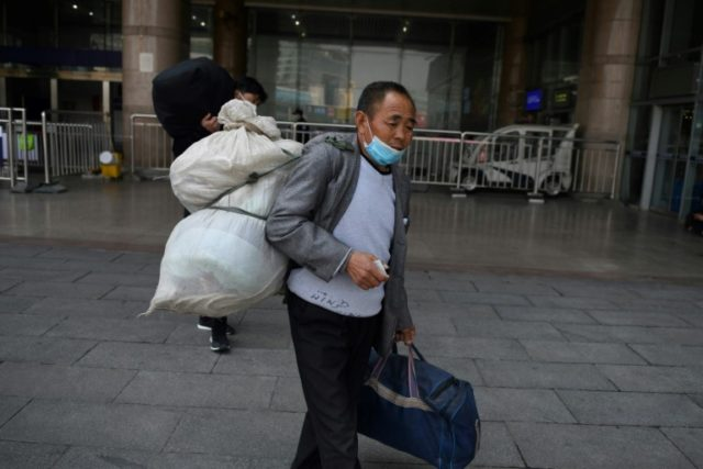 Rising unemployment from virus fight threatens China's poverty targets