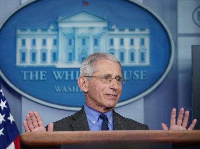 Sports can come back but without fans: Fauci