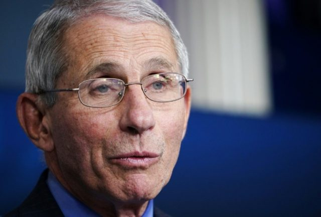 America's love affair with an elderly epidemiologist
