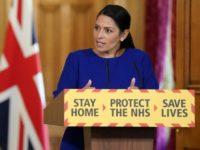 UK virus death toll passes 20,000