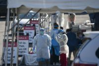 Shortages at hospitals hindering U.S. coronavirus fight, HHS report says