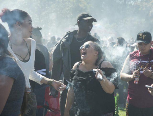 U.S. 4/20 cannabis parties, festivals go virtual