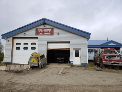 Brian Nicolai broke into the Kwethluk Public Safety Building and shot at Village Police Officers on May 16, 2020, according to state troopers. Credit Nicolai Joseph / Kwethluk Public Safety