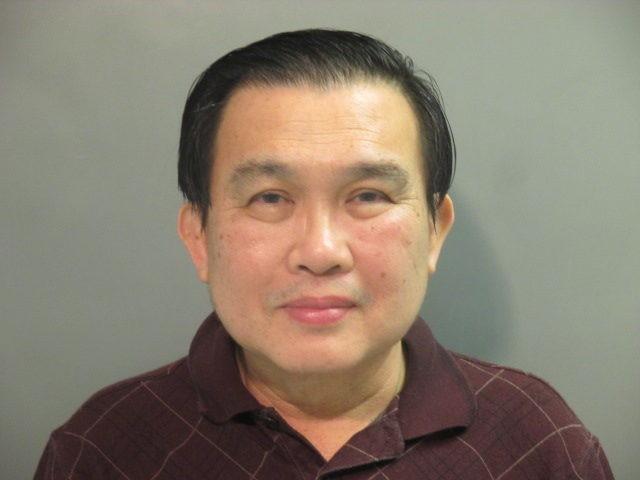 University of Arkansas prof Simon Ang