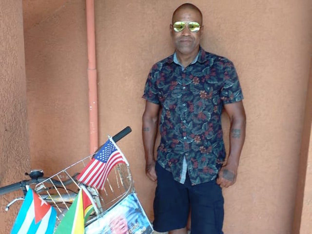 Daniel Llorente Miranda, Cuban dissident stuck in Guyana