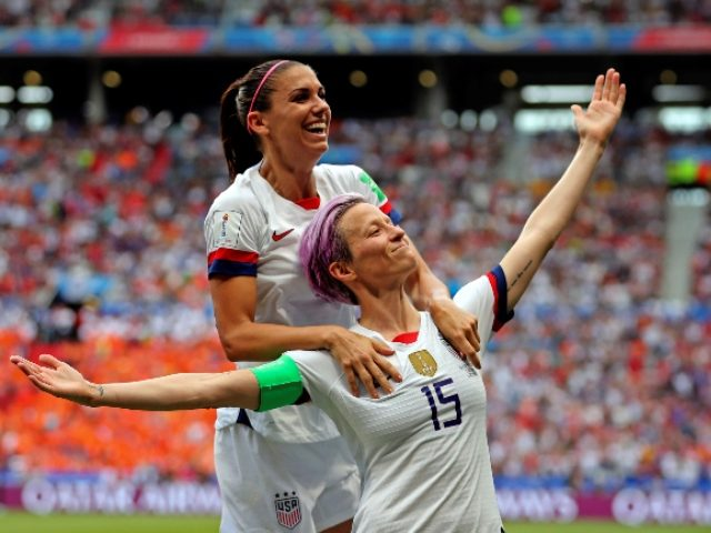 USWNT Denied Equal Pay, Megan Rapinoe & Alex Morgan Speak Out