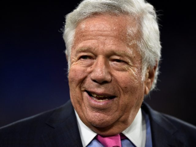 Patriots' Kraft auctioning Super Bowl LI ring for charity in All-In Challenge