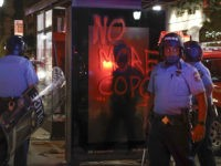 Two Pennsylvania Officers Injured During Protests in Harrisburg