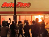 Video: Minneapolis AutoZone Set on Fire Amid George Floyd Protests
