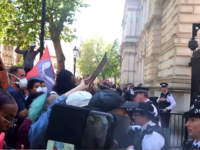 WATCH: Antifa, Black Lives Matter Spread George Floyd Unrest to UK