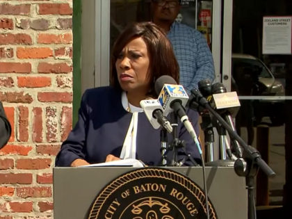 Baton Rouge Mayor Sharon Weston Broome