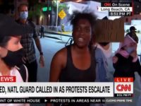 Protester: 'No One Gives a F--k About Us Unless We Get Violent'