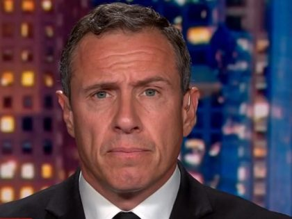 CNN's Chris Cuomo during 5/30/2020 CNN coverage