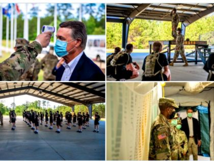 David Perdue Visits Fort Benning