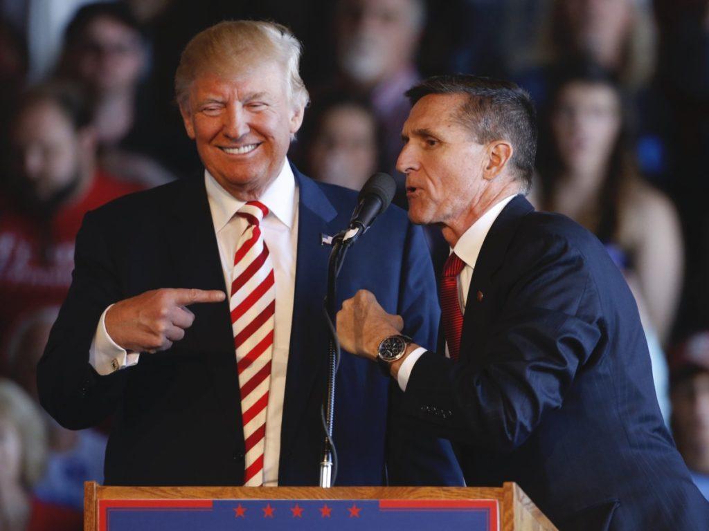 Trump Pardons Michael Flynn