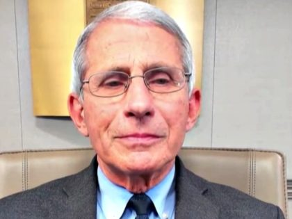 Dr. Fauci on CNBC