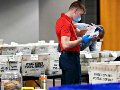 Pennsylvania Officials Admit Duplicate Ballots Were Mailed Out to Voters