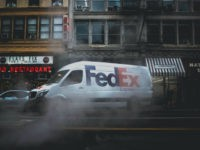 VIDEO: Man Dies After Being Dragged by FedEx Truck During Protest