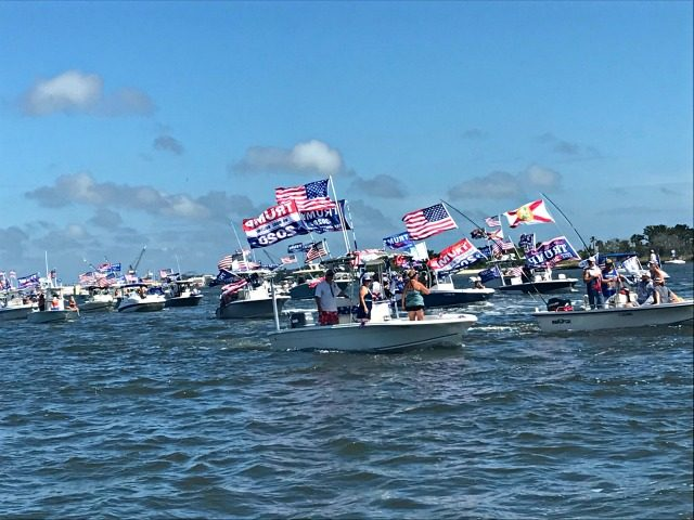 Florida Boat Parade for Trump