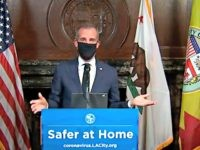 Los Angeles Mayor Eric Garcetti Tells Residents to 'Cancel Everything'