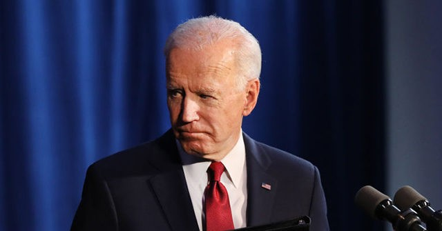 Breitbart Biden: 'I Don't' Remember Reade, Her Story 'Changes Considerably' thumbnail