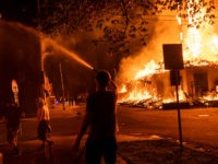 Fires Rage Across Minneapolis Overnight in George Floyd Protests