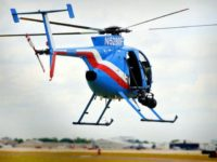 Houston Police Department helicopter
