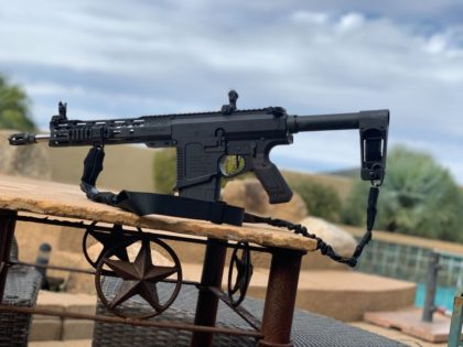 The DoubleStar Star10 pistol is a compact powerhouse that will flawlessly crank out .308 Win. rounds at wild hogs across the field, targets downrange, or a life-or-death threat that kicks in the door of your home in the middle of the night.