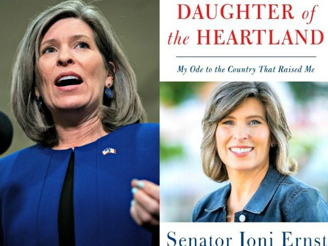 Joni Ernst on Book 'Daughter of the Heartland': Embrace Iowa 'Grit' to Help Nation