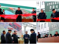 Kim Jong-un Reappears in Public