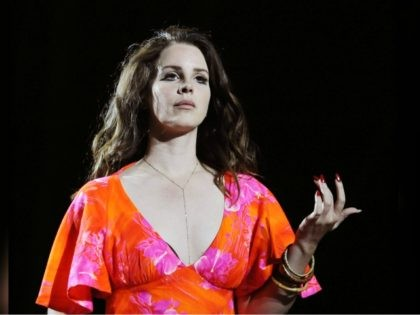 FILE - In this April 13, 2014 file photo, Lana Del Ray performs at the 2014 Coachella Music and Arts Festival, in Indio, Calif. The Coachella Valley Music and Arts Festival, held in the Southern California desert on two consecutive weekends beginning Friday, April 10, 2015, is a style destination …