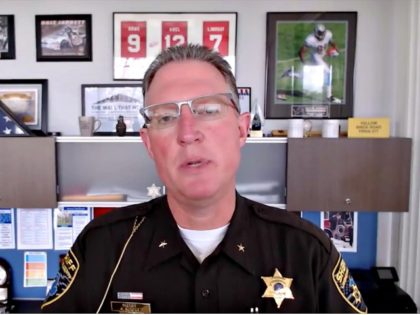 Livingston County Sheriff Mike Murphy