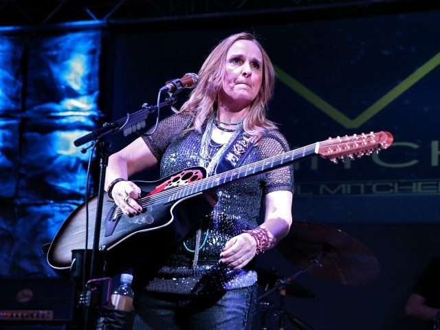 PARK CITY, UT - DECEMBER 08: Melissa Etheridge performs on stage at Deer Valley Celebrity Skifest at the Montage Deer Valley on December 8, 2012 in Park City, Utah. (Photo by Christopher Polk/Getty Images)