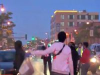 Minneapolis Protesters Defy Curfew, Clash with National Guard