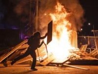 Minneapolis Geroge Floyd riots (Stephen Maturen / Getty)