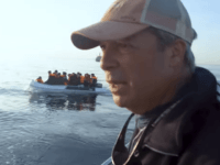 Watch: Farage Catches French Ship 'Going Dark' to Avoid Detection on Illegal Migrant Drop Off