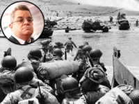 Patton Oswalt Compares Antifa to U.S. Troops Landing at Normandy