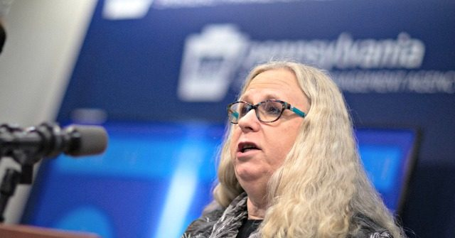 Joe Biden Selects Pennsylvania Transgender Health Official Rachel Levine for HHS