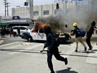 Los Angeles Riots Spread to Fairfax District, Beverly Hills as Officials Impose Curfew