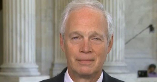 Ron Johnson: 'Corruption at the Highest Levels' During Obama Admin Investigation of Trump's 2016 Campaign