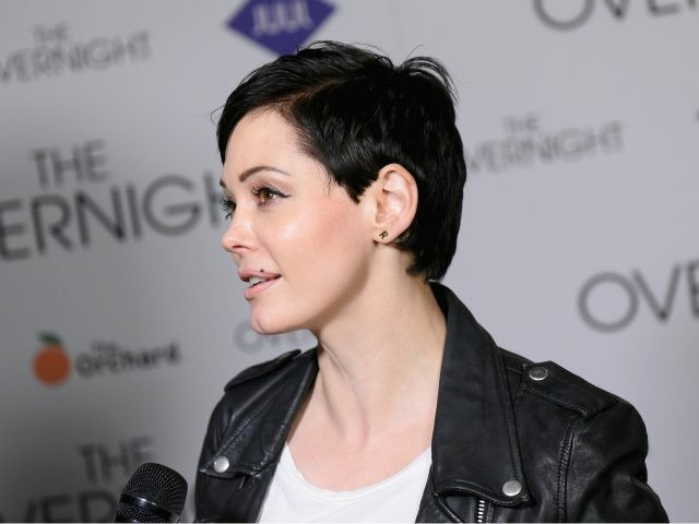 """NEW YORK, NY - JUNE 18: Rose McGowan attends """"The Overnight"""" New York Premiere at Sunshine Landmark on June 18, 2015 in New York City. (Photo by Andrew Toth/Getty Images)"""